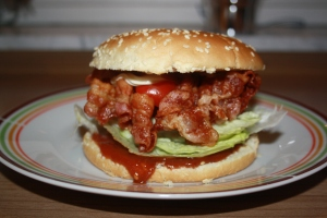 Dirty Bacon Burger 2