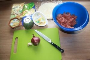 Vorbereitung Sushi