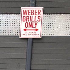 Weber Only